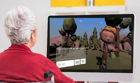 Autonomous Systems: dialogBot for simulated conversation