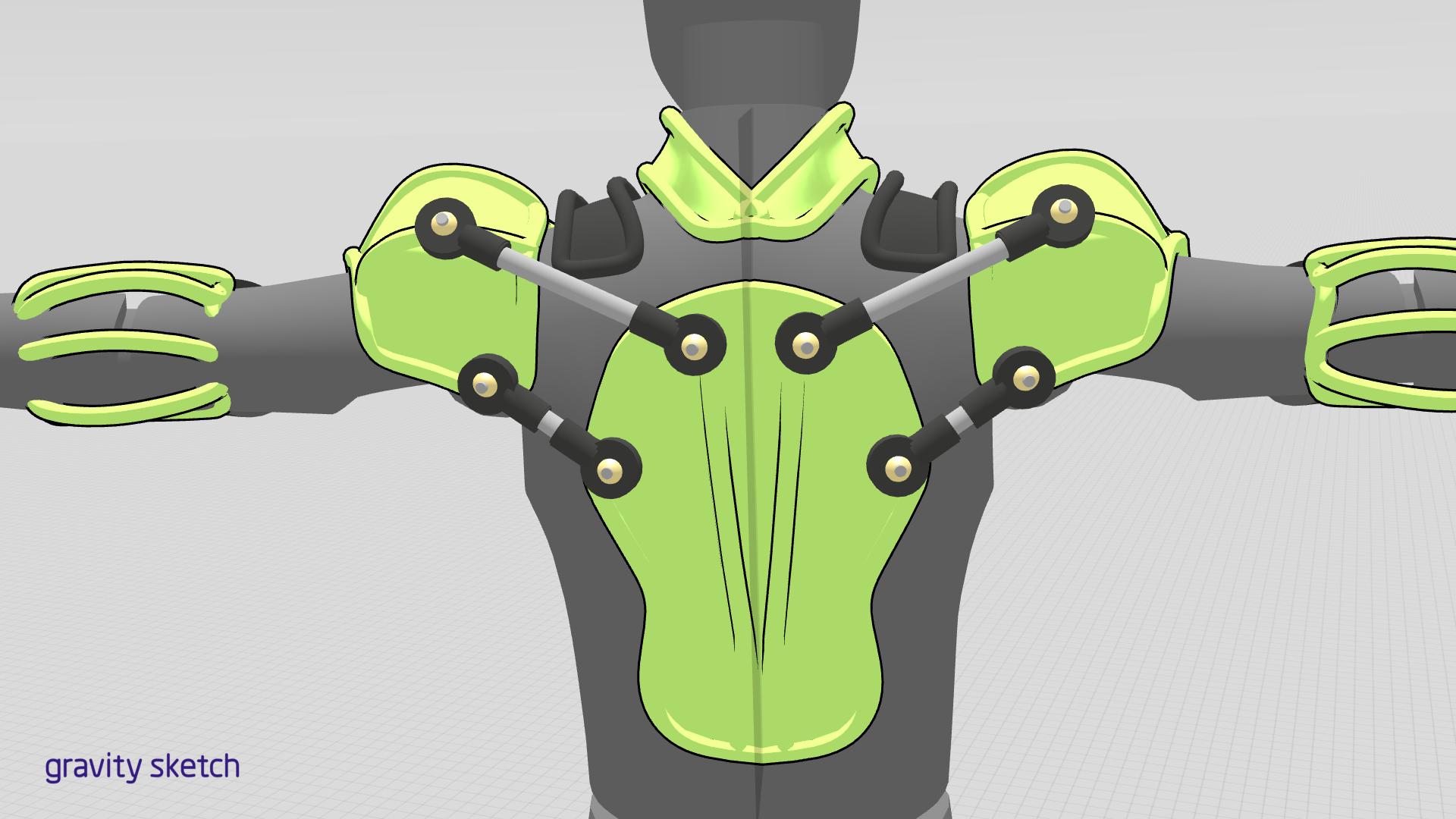 Smarte Rehabilitation: Expertenteam entwickelt intelligentes Soft-Exoskelett